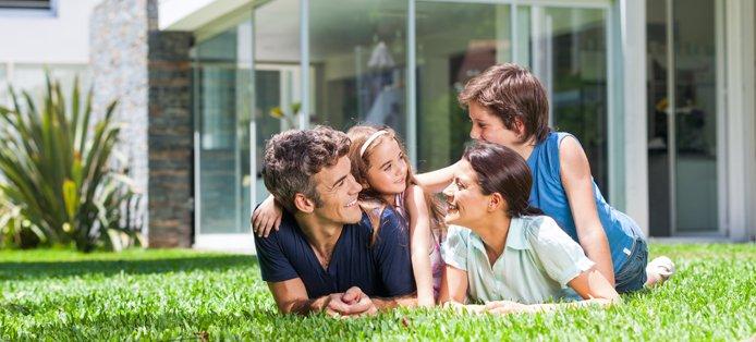 Haustypen-Einfamilienhaus