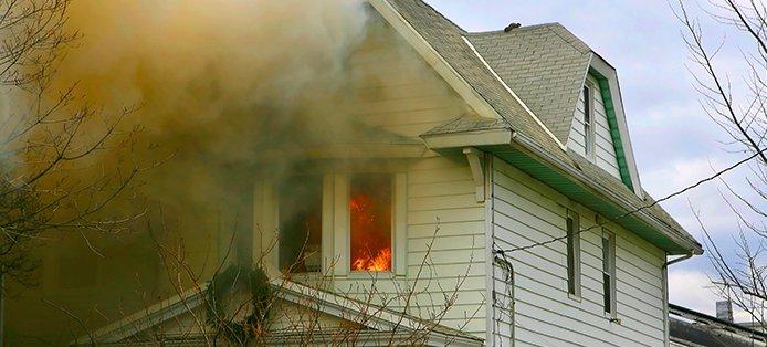 Achtung, Feueralarm! Rauchmelder als Retter in der Not