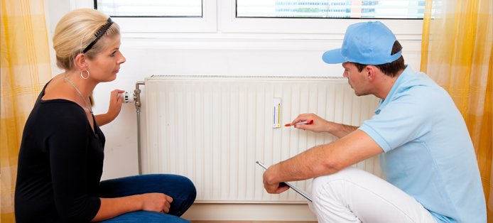 Energiesparen im Haushalt: Wie heize ich am besten?