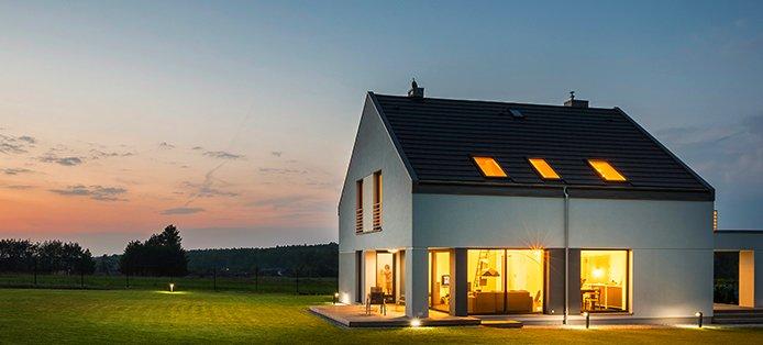 Plusenergiehaus positive Energiebilanz