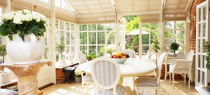 Wohn(t)raum aus Glas – Der Bau eines Wintergartens